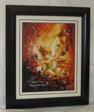 "A115MKT MARGARET KERRY -""TINKERBELL"" SIGNED"